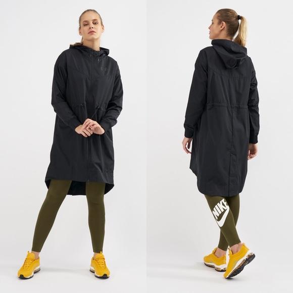 Nike Jackets \u0026 Coats | Nike Shield Long